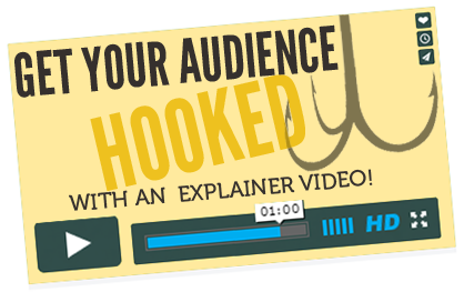 Hook your audience with an explainer video production